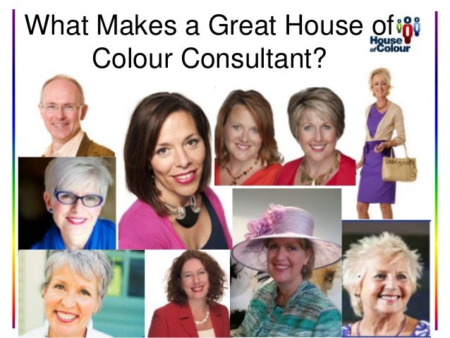 What Makes A Great House Of Colour Consultant?
