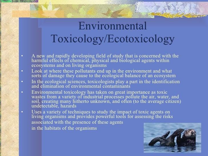 Career Environmental Toxicologist