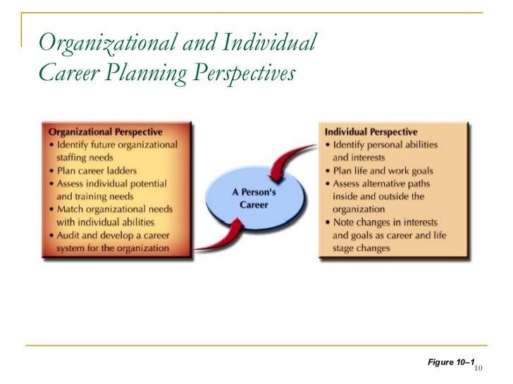 Career and individual plan