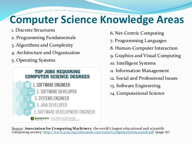 Looking for a Career in the World of Computers?