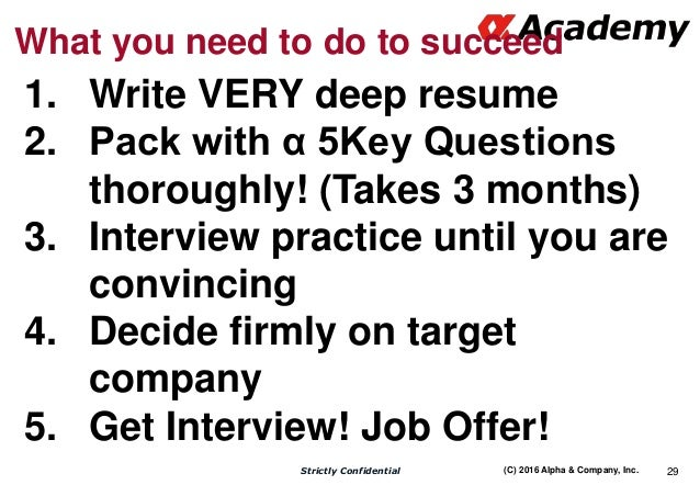 Career Advisory
