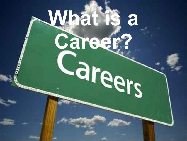 What is a Career?  Talent and Career Building Mohammad Tawfik  #WikiCourses http://WikiCourses.WikiSpaces.com