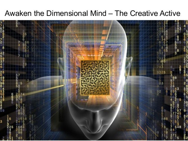 Awaken the Dimensional Mind – The Creative Active  Talent and Career Building Mohammad Tawfik  #WikiCourses http://WikiCou...
