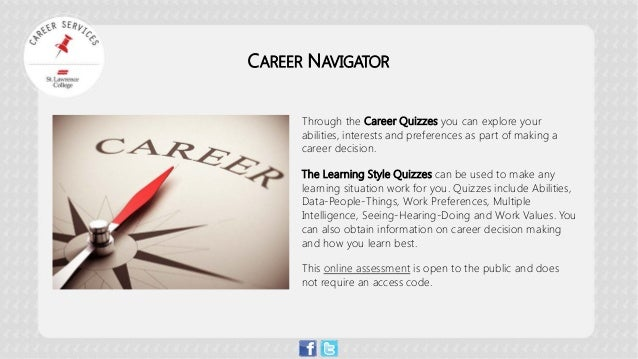 Career Assessments: Discover Your Path!