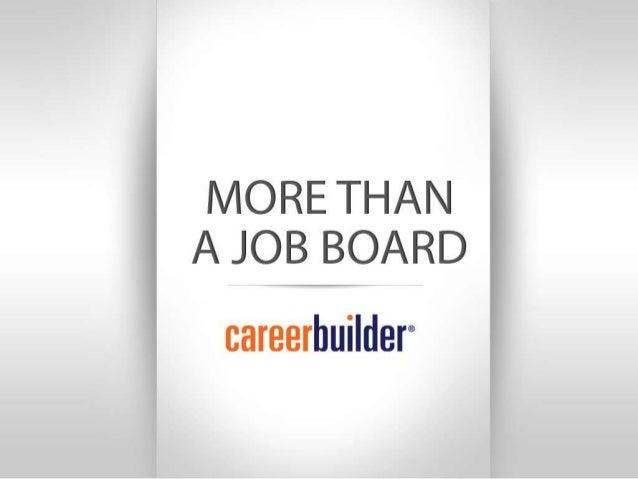 CareerBuilder Canada The Global Leader In Human Capital Solutions CareerBuilder India As The Global Leader In Human Capita...