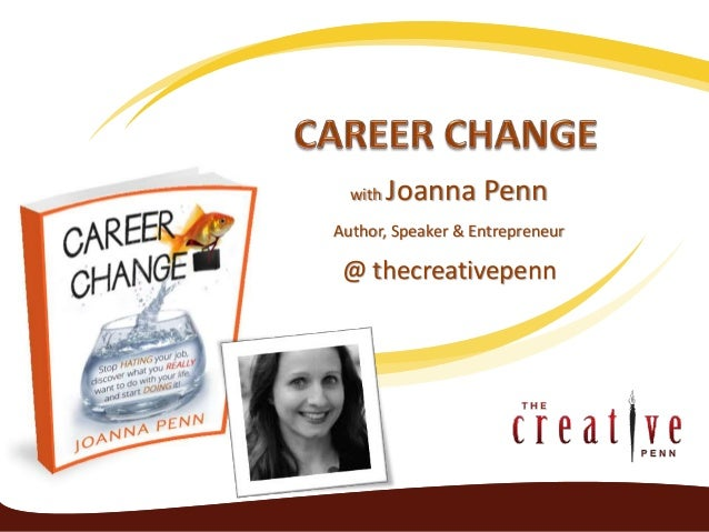 with Joanna Penn Author, Speaker & Entrepreneur @ thecreativepenn