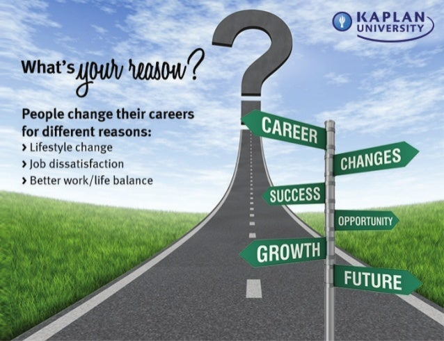 8 Steps to an Utterly Successful Career Change