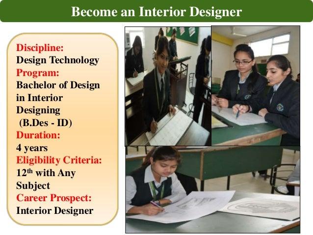 Career Prospect Interior Designer 23