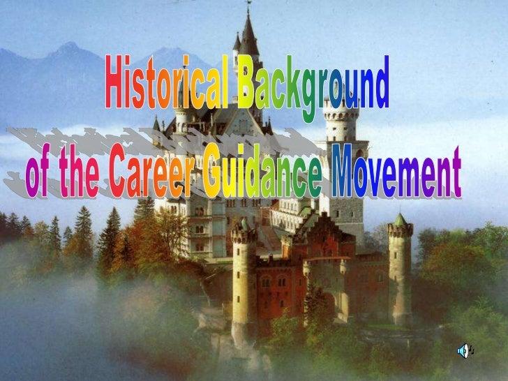 Career counseling presentation Slide 2