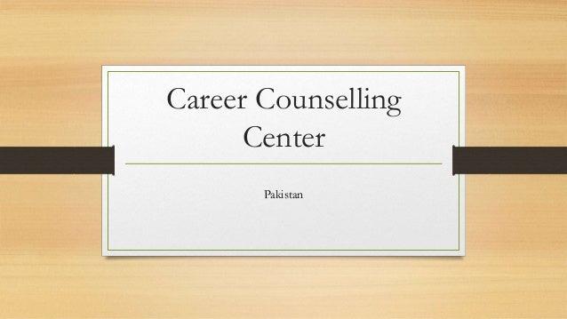 Career Counselling Center Pakistan