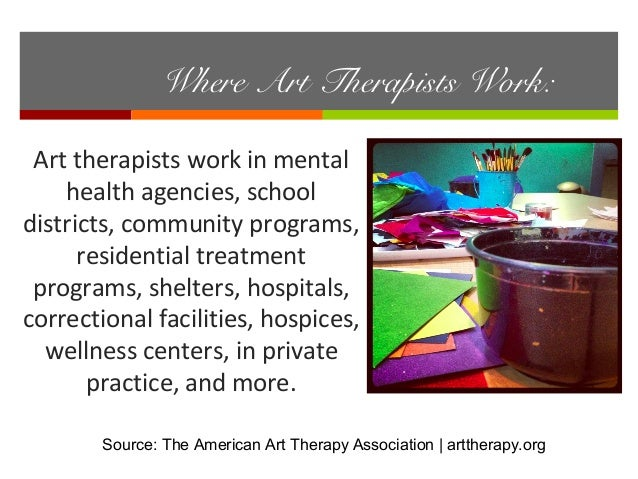 Becoming an Art Therapist - American Art Therapy Association