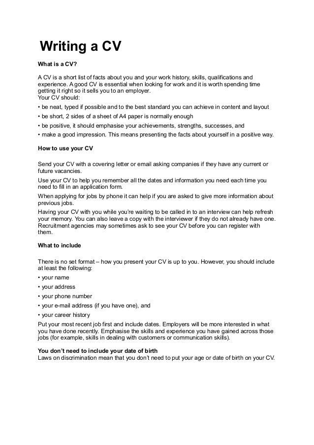 How to Write a Japanese Resume GaijinPot Blog