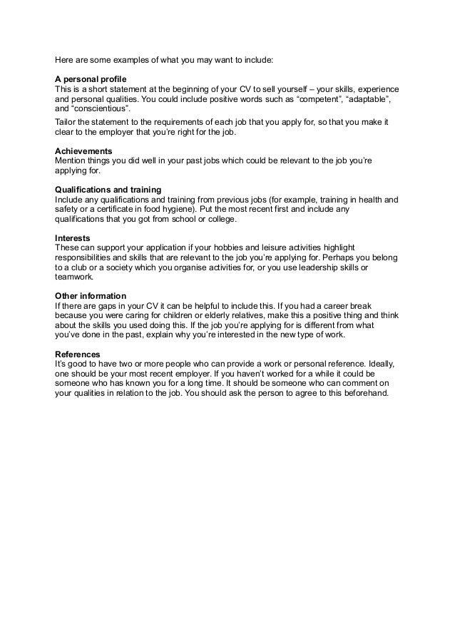 Career Development Workbook Lo5