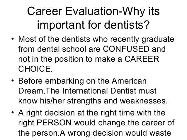 Career evaluation and goal motivation seminars by dr.venkatesh chitta…