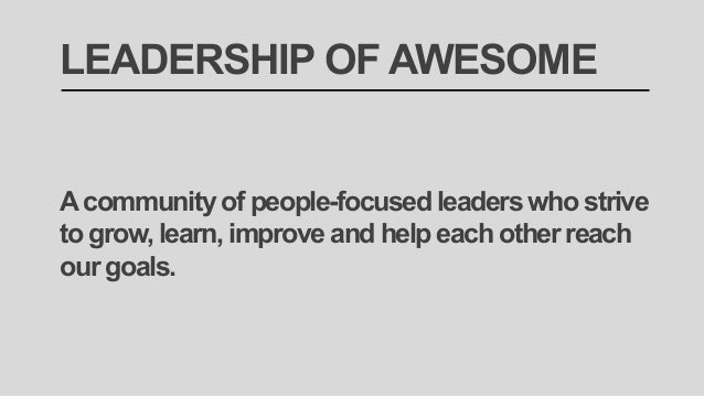 Awesome Career Planning and Execution for Leaders Slide 2