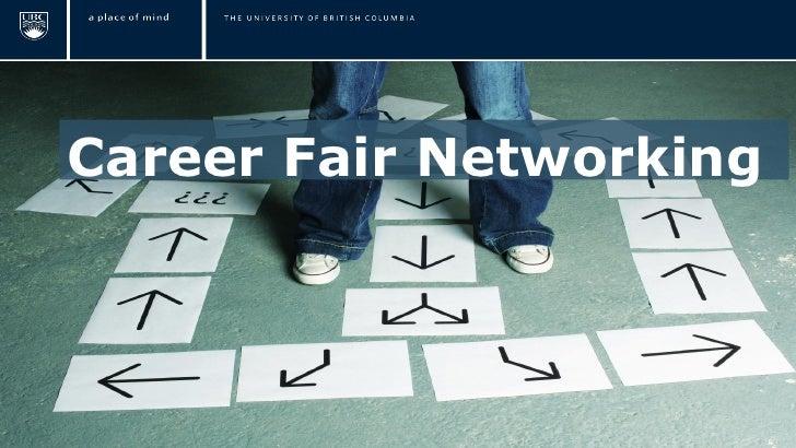 Career Fair Networking