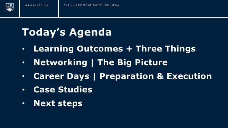 Career Fair Networking Slide 3