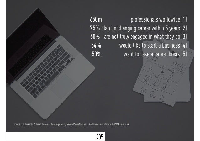 The broken career ladder - how to climb the ranks in the digital age Slide 2
