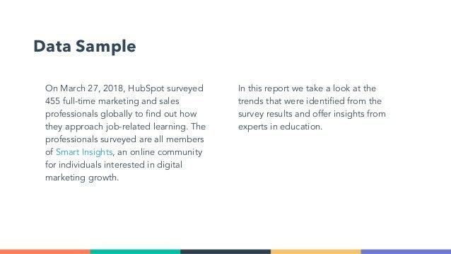 Career growth in 2018 Slide 2