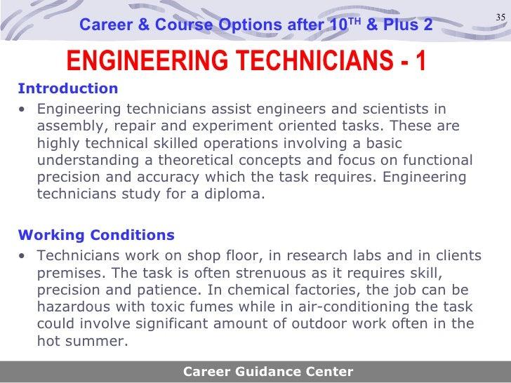 Career gudience (!)