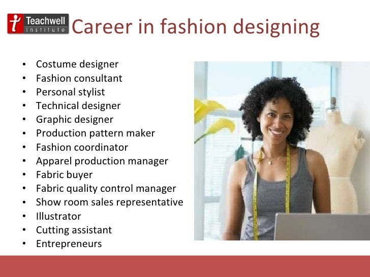 The career of a fashion designer 54