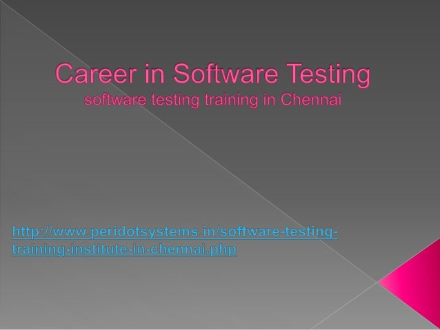  Testing is the process of exercising or evaluating a system or system component by manual or automated means to verify t...