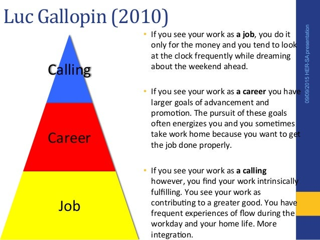 Career management in higher education