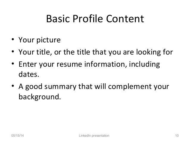 linkedin best practices for small business owners