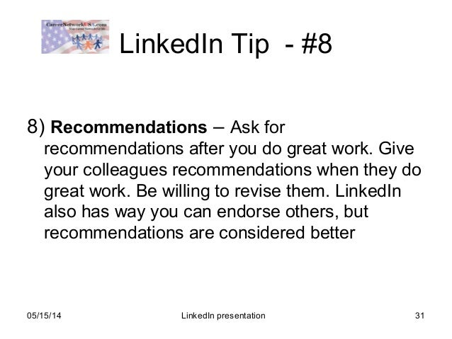 LinkedIn best practices for Small Business owners - CareerNetworkingU…