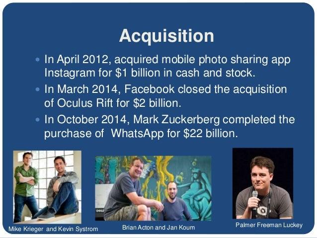 Career of mark zuckerberg