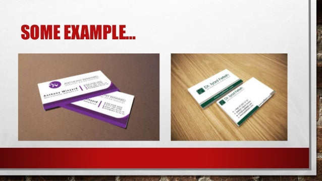 Career on business card design lets create a successful business card colourmoves