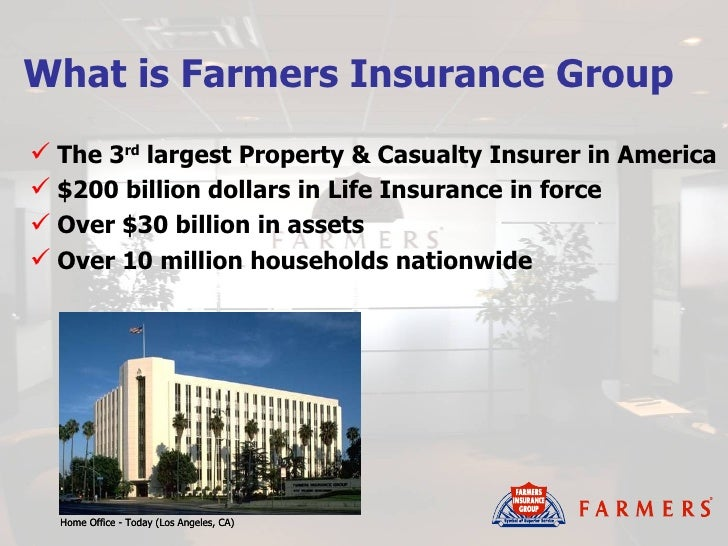 Aig Auto Insurance >> Farmers Insurance New Agent Powerpoint