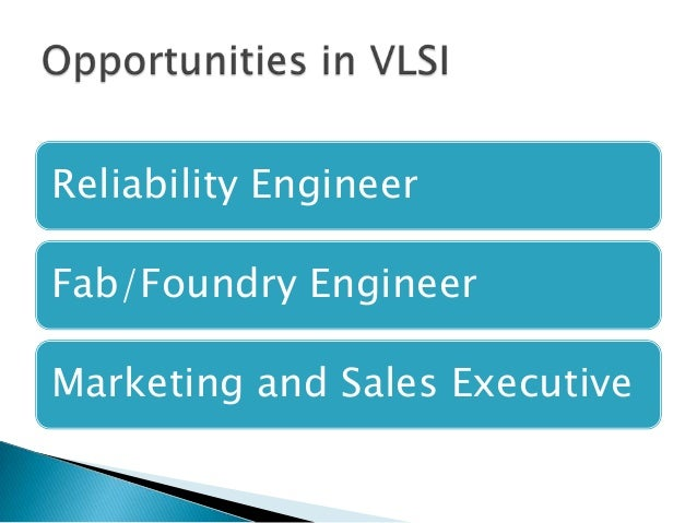 Career options for ECE engineers in VLSI and Embedded