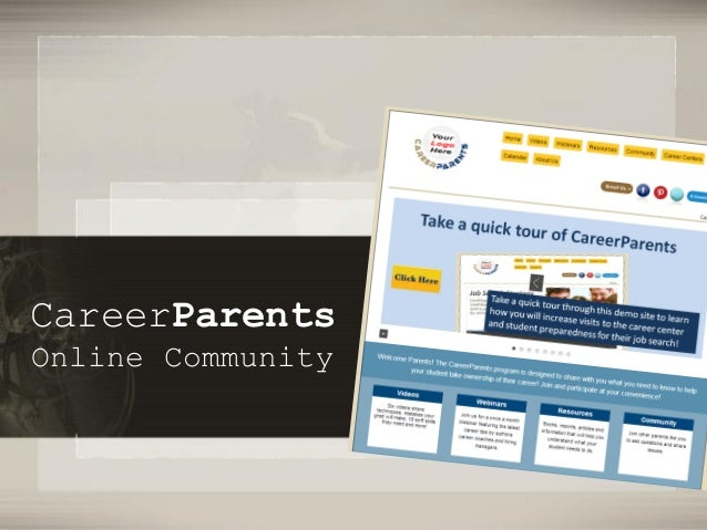 CareerParentsOnline Community