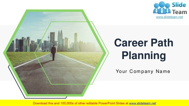 Career Path Planning Your Company Name