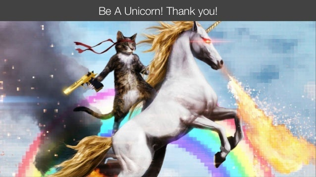 @usabilitycounts #fowd Be A Unicorn! Thank you!