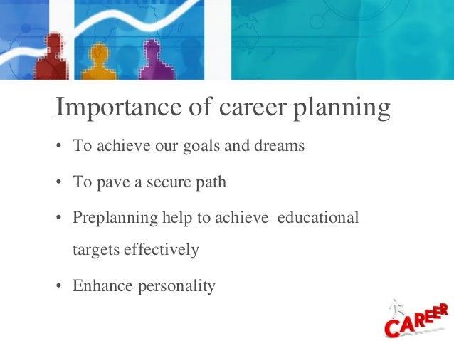 Importance of a Career vs. a Job