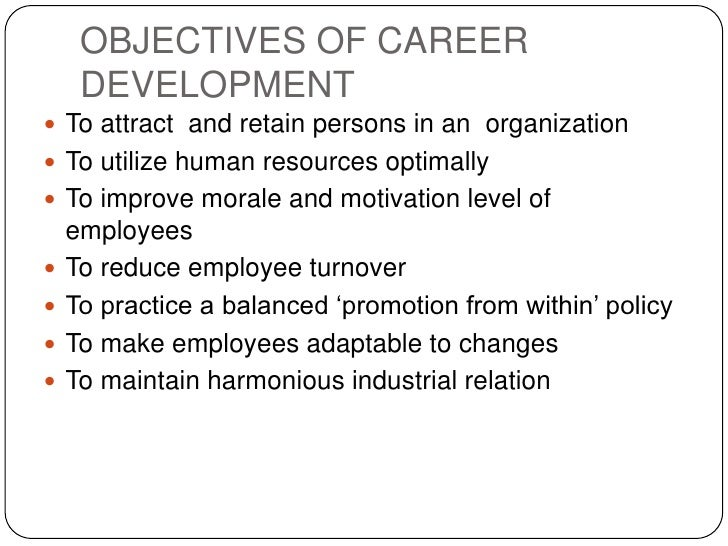 career planning and development Career planning and development - el4222 scope and sequence unit topic lesson lesson objectives exploring careers introduction to work defining work.