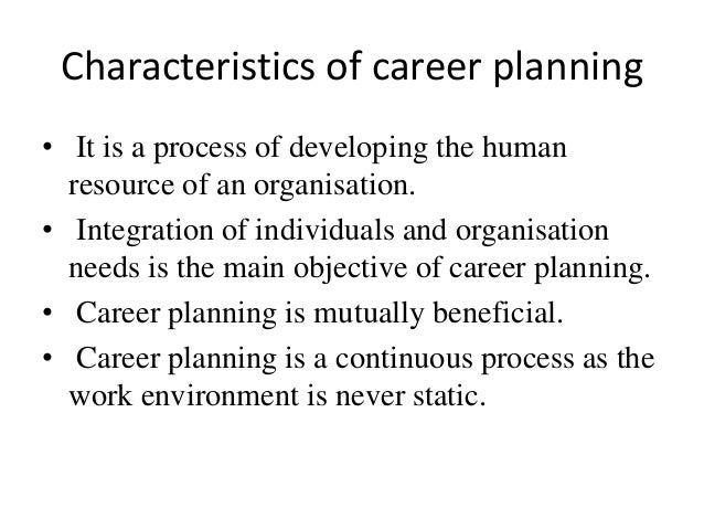 career planning and succession planning pdf