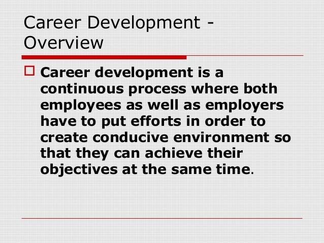 Career planning & compensation management