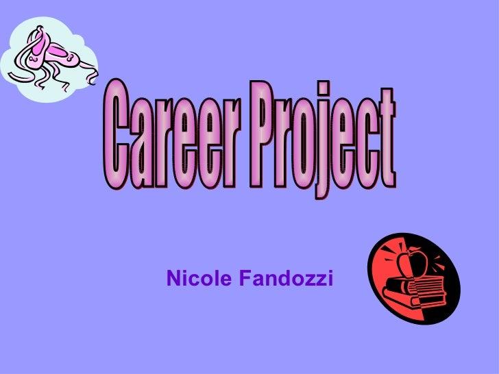 Nicole Fandozzi