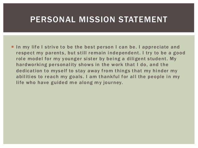 Cv personal statement finance examples with financial mission plus.
