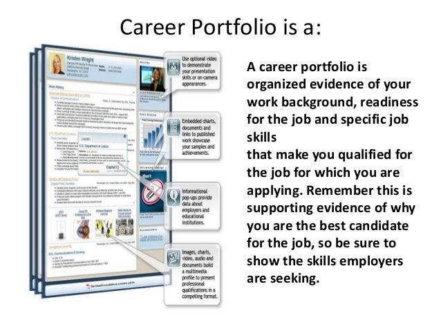 how to create a job portfolio Kenicandlecomfortzonecom
