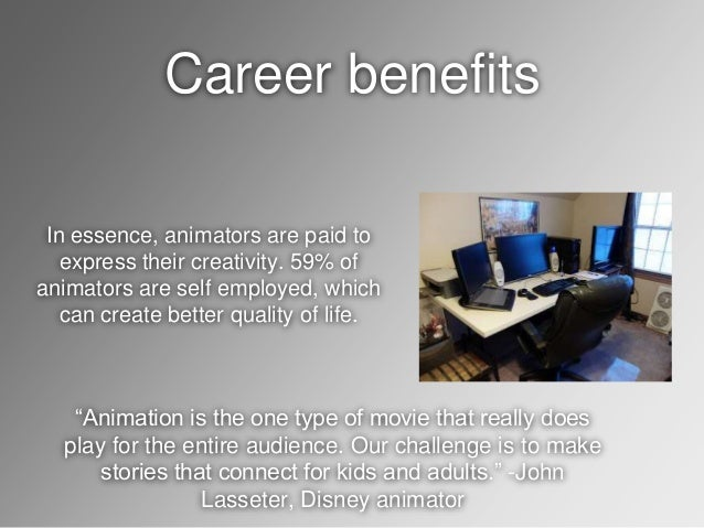 Career benefits ... & Career project
