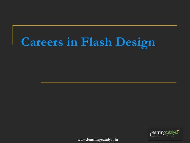 Careers in Flash Design