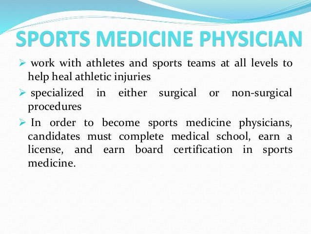 Careers And Professional Considerations In Physical Education And Spo