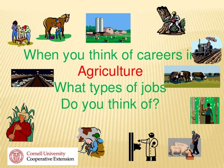 careers in agriculture unlimited possibilities 2