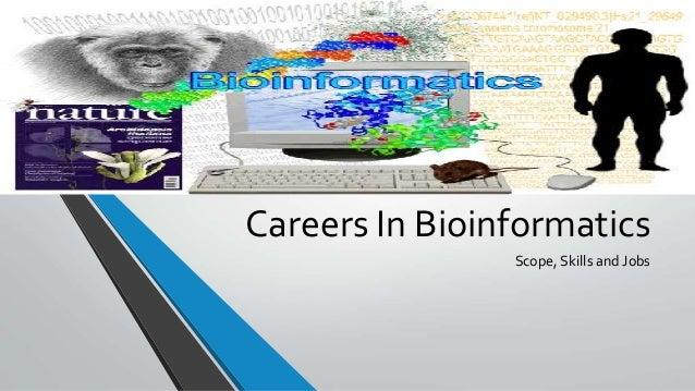 Bioinformatics Jobs   Jobs2Careers