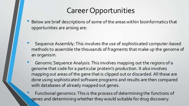bioinformatics Jobs. Find bioinformatics Job Openings ...