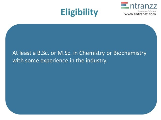 Careers In Natural Product Chemistry